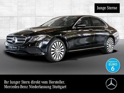 gebraucht Mercedes E350 EAvantgarde Fahrass Multibeam Distr. COMAND