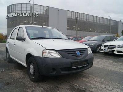 gebraucht Dacia Logan *5TÜRIG*8x BEREIFUNG*