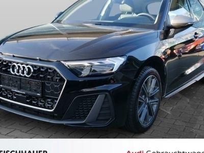 gebraucht Audi A1 Sportback 40 TFSI S line 2.0 TEMPOMAT KLIMA SHZ PDC
