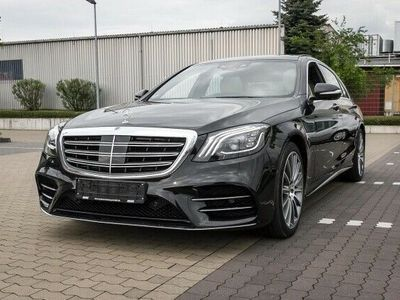 gebraucht Mercedes S400 d Lang 4M AMG MULTIBEAM Pano DAB Burme 360