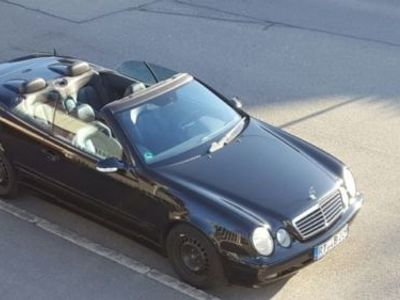gebraucht Mercedes CLK230 Cabrio Kompressor Avantgarde