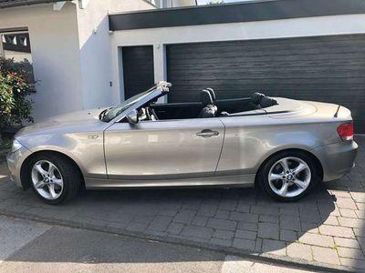 gebraucht BMW 125 Cabriolet 1er m. Winterreifen auf ALU