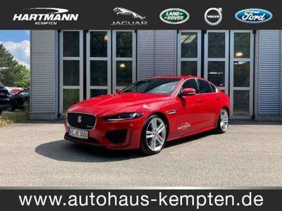 gebraucht Jaguar XE R-Dynamic SE D180 Automatik Schiebedach Winter-
