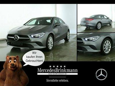 gebraucht Mercedes CLA200 Coupé PROGRESSIVE/LED/SHZ/PARKTRONIC Parktronic