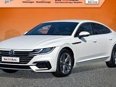 gebraucht VW Arteon 2.0 R-Line TDI KLIMA NAVI LM EASY OPEN