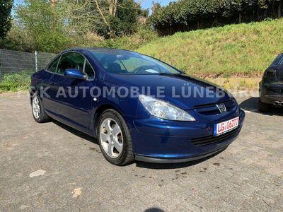 gebraucht Peugeot 307 CC Basis*HU:07.21*Dach defekt*