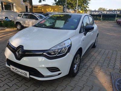 gebraucht Renault Clio IV 1.2 16V 75 Limited Klima