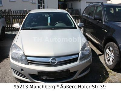 gebraucht Opel Astra GTC Astra HEdition