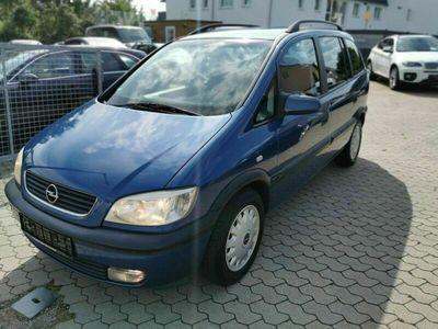 gebraucht Opel Zafira A Elegance/1.Hand/Wenig KM 82.000KM