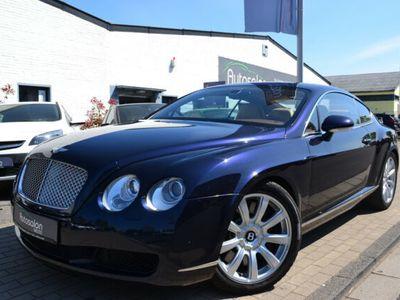gebraucht Bentley Continental GT Coupe Deutsches Fahrzeug/gepflegt