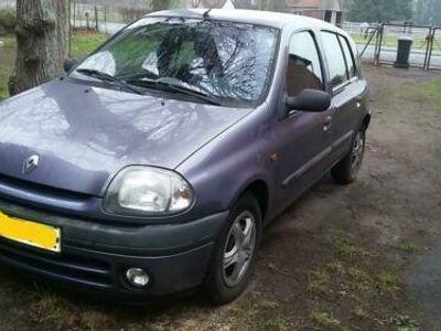 gebraucht Renault Clio II  Bj. 5/2000 163000 km ,