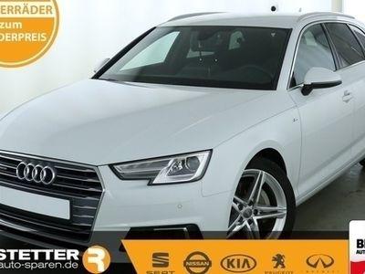 gebraucht Audi A4 Avant S tronic sport quattro S-line Tour Stadt virtCP MMI Navi Standhzg Kamera AHK SHZ