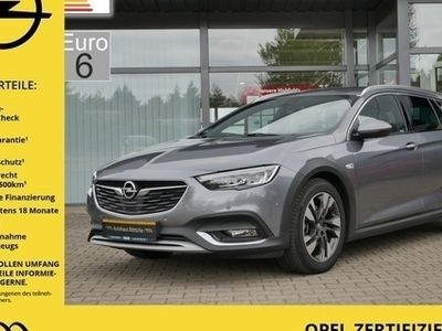 gebraucht Opel Insignia Country Tourer 2.0 BiTurbo 4x4 Exclusive