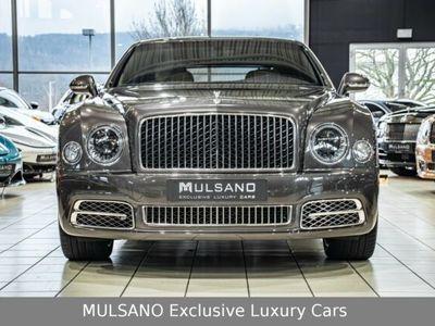 gebraucht Bentley Mulsanne SPEED FACELIFT MULLINER Massage NP352T€