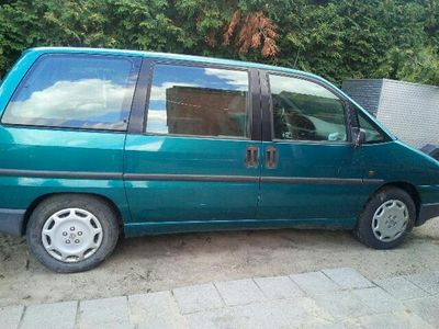 gebraucht Peugeot 806 DT SR