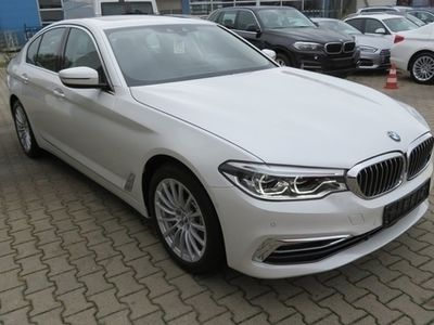 gebraucht BMW 530 d xDrive Luxury Line*KeyGo*HeadUp*DAB