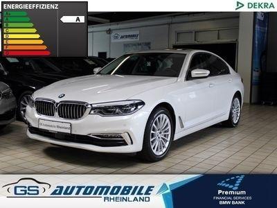 gebraucht BMW 530 dxDrive Luxury Line Park ACC Head Navi Leder
