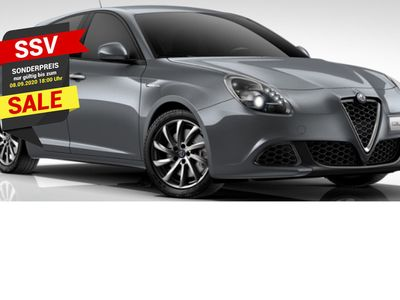 gebraucht Alfa Romeo Giulietta 1.6 JTDM 120 Super Nav in Kehl