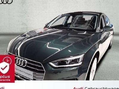 gebraucht Audi A5 Sportback sport 40TDI qu. Navi+/LED/AHK/DAB/VC