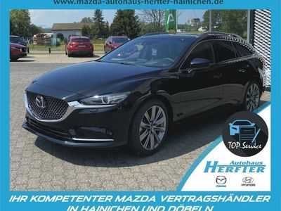 gebraucht Mazda 6 D184 EDITION 100*Sportsline-Plus-Paket*