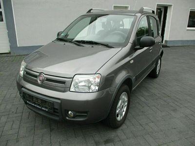 gebraucht Fiat Panda 4x4 1.2 8V Climbing Klima, 45.000 km