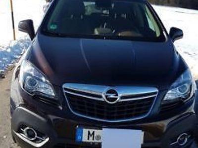 gebraucht Opel Mokka 4x4 1,4 Innovation