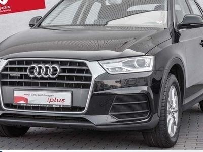 gebraucht Audi Q3 2.0 TDI quattro S tronic NAVI/ XENON/ BOSE