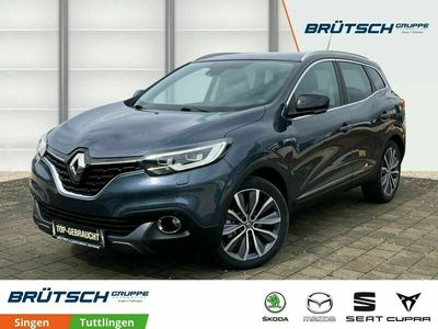 gebraucht Renault Kadjar 1.3 TCe Bose Edition KLIMA / NAVI / AHK / LED / PDC