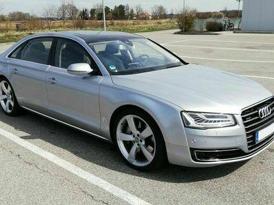 gebraucht Audi A8L 4,2TDI Design Selection 100%voll*UPE190000,-