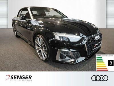 gebraucht Audi A5 Cabriolet S line 40TFSI Komfort-Paket Matrix LED Fahrzeuge kaufen und verkaufen