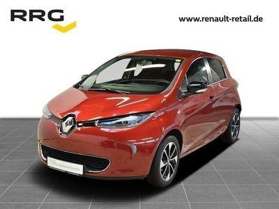 gebraucht Renault Zoe INTENS AUTOMATIK zzgl. BATTERIE erhöhte Reichweit