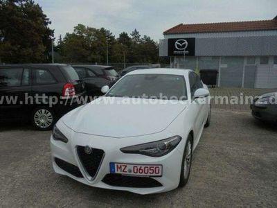 gebraucht Alfa Romeo Giulia Super, Automatik, R Kam, ab 179¤ mtl.