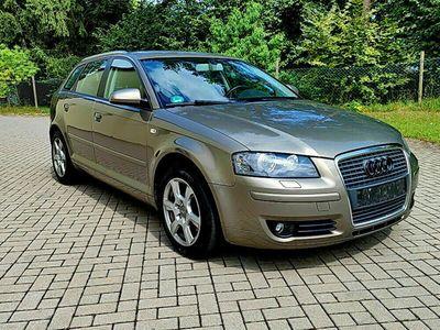 gebraucht Audi A3 Sportback 2.0 TDI Ambiente Xenon