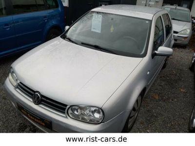 gebraucht VW Golf IV Highline Automatik Tuning Tüv 09.2021
