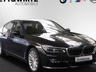 käytetty BMW 740 d xDrive SAG Laser el.GSD. Navi HUD Gestik
