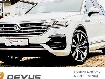 gebraucht VW Touareg R-Line 4Motion 3.0 V6 TDI Matrix-LED ACC