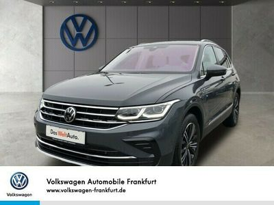 "gebraucht VW Tiguan 1.5 TSI Elegance DSG Alu18"" Navi LED"