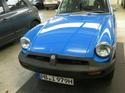 gebraucht MG B GT Coupé, LHD, H Zulassung als Sportwagen/Coupé in Düsseldorf