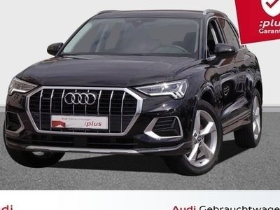 gebraucht Audi Q3 advanced 40 TFSI quattro S tronic LED NAV+ VIRTUAL ACC
