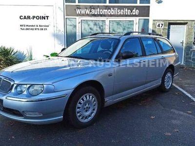 gebraucht Rover 75 Tourer 2.0 CDTi CHarme*AUTOMATIK*KLIMA* als Kombi in Rüsselsheim-Königstädten