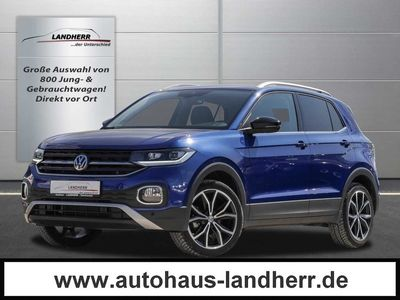 gebraucht VW T-Cross - DSG Style // LED/ACC/Alu 18