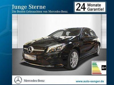 gebraucht Mercedes A180 d Urban,Navi,LED-HPS,Park-Pilot,Sitzheizu