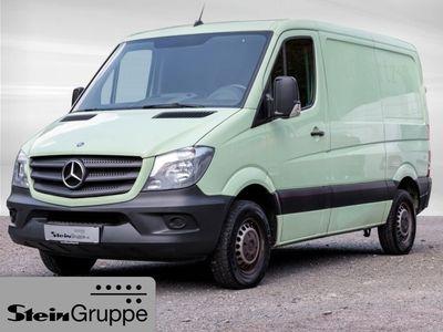 gebraucht Mercedes Sprinter Kasten 210 CDI HOLZBODEN AUDIO10
