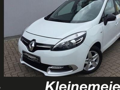 gebraucht Renault Grand Scénic 1.2 TCe 115*Klima*AHK*