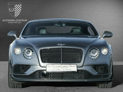 """gebraucht Bentley Continental GT Speed ACC/Keramik/Naim/21"""""""