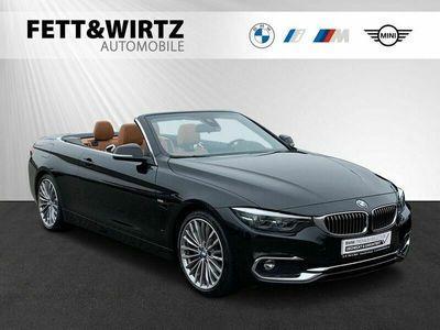 gebraucht BMW 440 i Cabrio Luxury Line