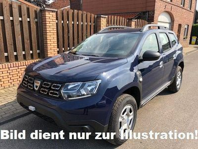 gebraucht Dacia Duster Tce 100 Bi-Fuel KLIMA DAB BT FZV