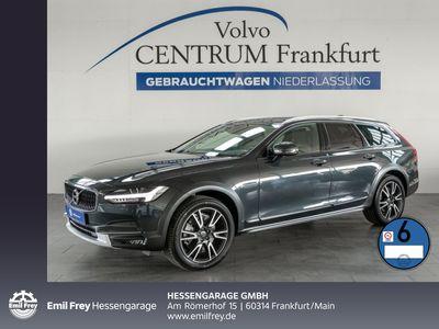 gebraucht Volvo V90 CC D5 AWD Geartronic 173 kW, 5-türig (Diesel) 15