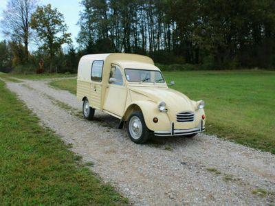 gebraucht Citroën 2CV - AK 400 Kastenwagen - wie neu