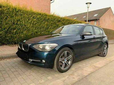 gebraucht BMW 125 d Sport Line